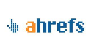 logotipo ahrefs