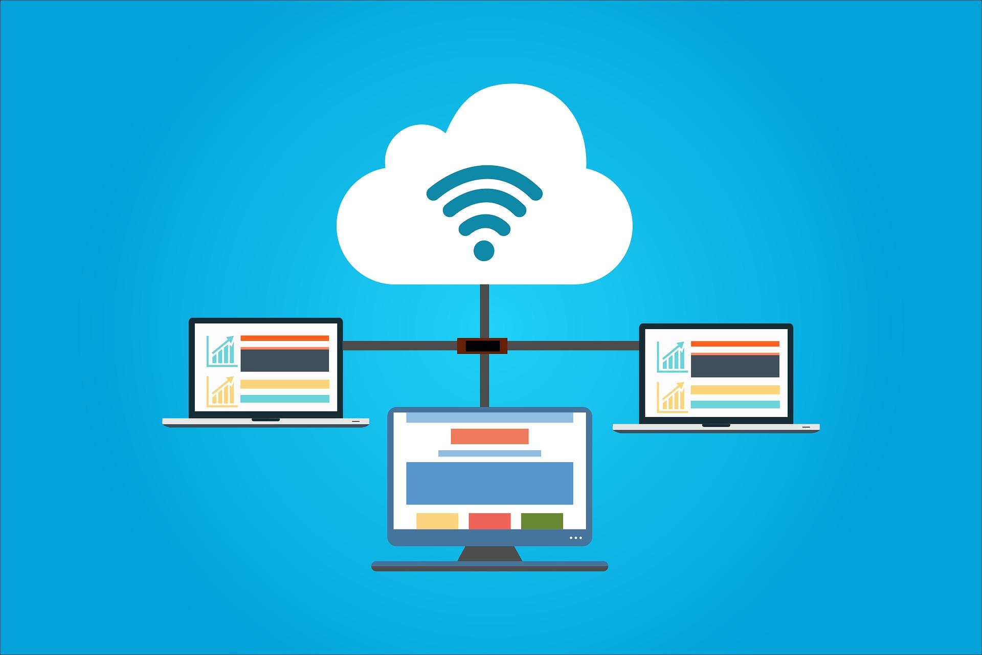 hosting servicio imagen