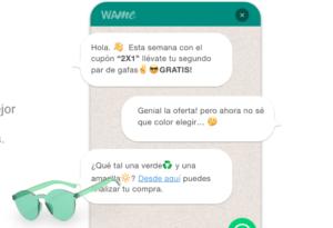 imagen del plugin wame chat
