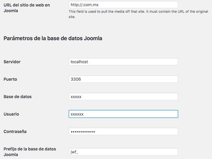 plugin de joomla a wordpress