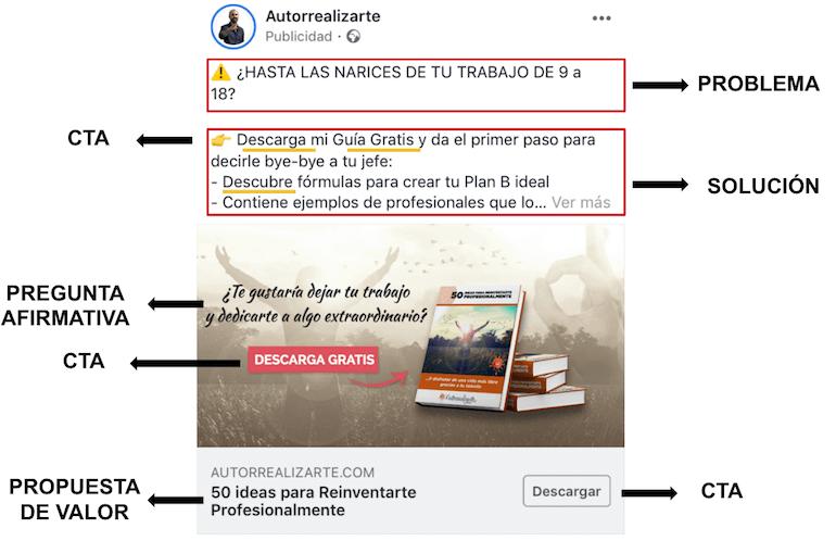 ejemplo 2 facebook ads